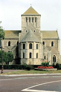 abbaye de lessay 50