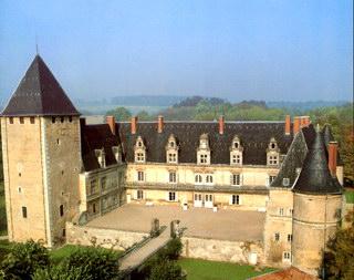 Chateau de Fleville, Лотарингия