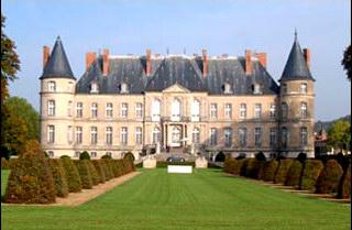 Château de Haroué, регион Лотарингия
