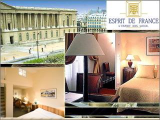 www chateaux-france com - Hôtel de la Place du Louvre